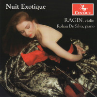 Ragin's Nuit Exotique CD cover